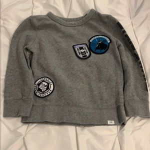 Boys Gap Star Wars sweatshirt 4/5